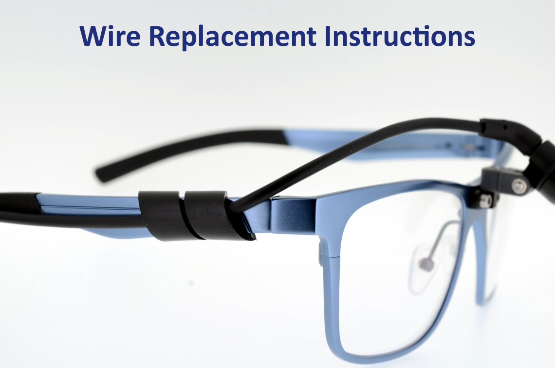 Wire Replacement Instructions